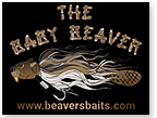 Baby Beaver musky lures